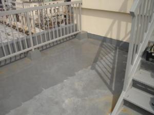 防水保護塗装