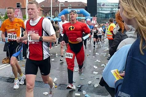 Superhelt i løb