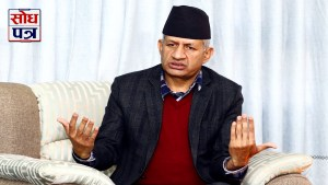 Parliament and party needed reconstitution: Minister Gyawali