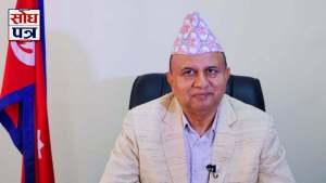 अविश्वासको प्रस्ताव पेस हुनु अगावै लुम्बिनी प्रदेशका मुख्यमन्त्री पोखरेलले दिए पदबाट राजीनामा
