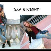Boyfriend Jeans Day&Night