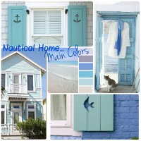 Nautical Shabby Home
