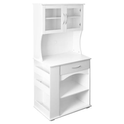 Mueble para microondas 76x46x170 cm MDF  Sodimaccom