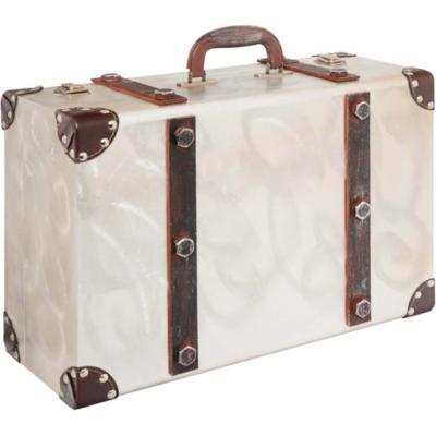 Maleta 18x46x30 cm aluminio  Sodimaccom