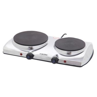 Cocina elctrica 2 hornillas  Sodimaccompe