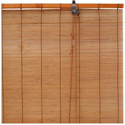 Cortina enrollable de bamboo ms 80 x 160 cm  Just Home