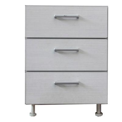 Mueble microondas 62 cm blanco  Sodimaccomar