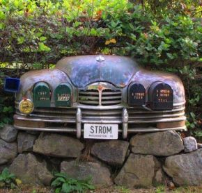 clever mailboxes