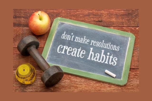 Potere delle abitudini = Produttività e miglioramento personale