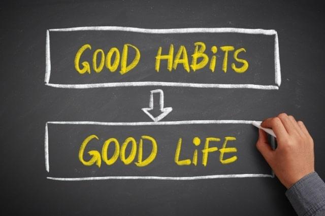 Buone abitudini da seguire per vivere meglio