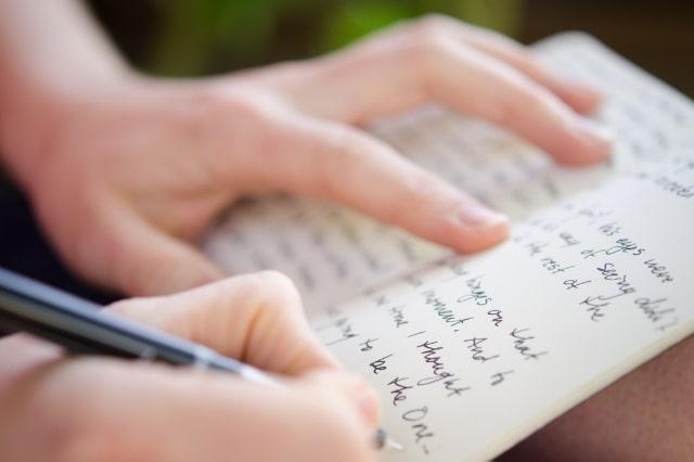 Diario personale – 3 buoni motivi per scriverne uno