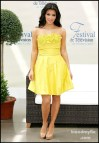 Kim Kardashian Yellow Dress Sodirmumtaz