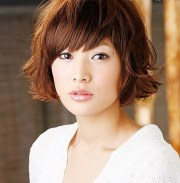 short asian layered hairstyles