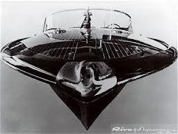 Serafino Riva's Speedboat
