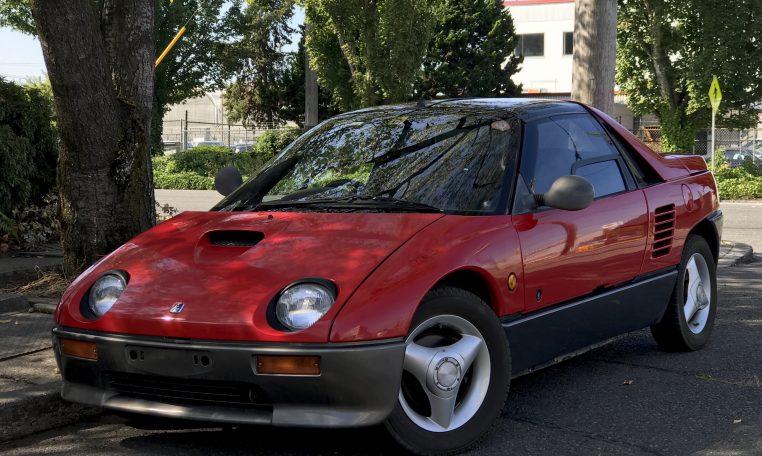 1992 mazda autozam az