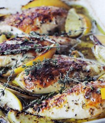 Ina Garten Lemon Chicken Recipe