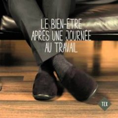 excellent quality get cheap 100% high quality Chaussons Tex, Carrefour | Sodopac
