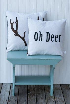 christmas festive room decor inspiration, tumblr, pinterest, artsy photo, blogmas 2015, day 3, cushions, oh deer