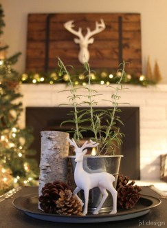 christmas festive room decor inspiration, tumblr, pinterest, artsy photo, blogmas 2015, day 3, fawns