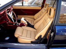 New leather seats with Alcantara