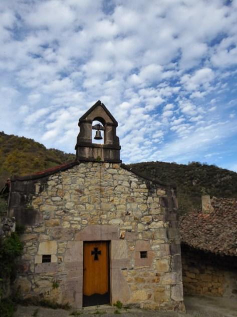 A village church