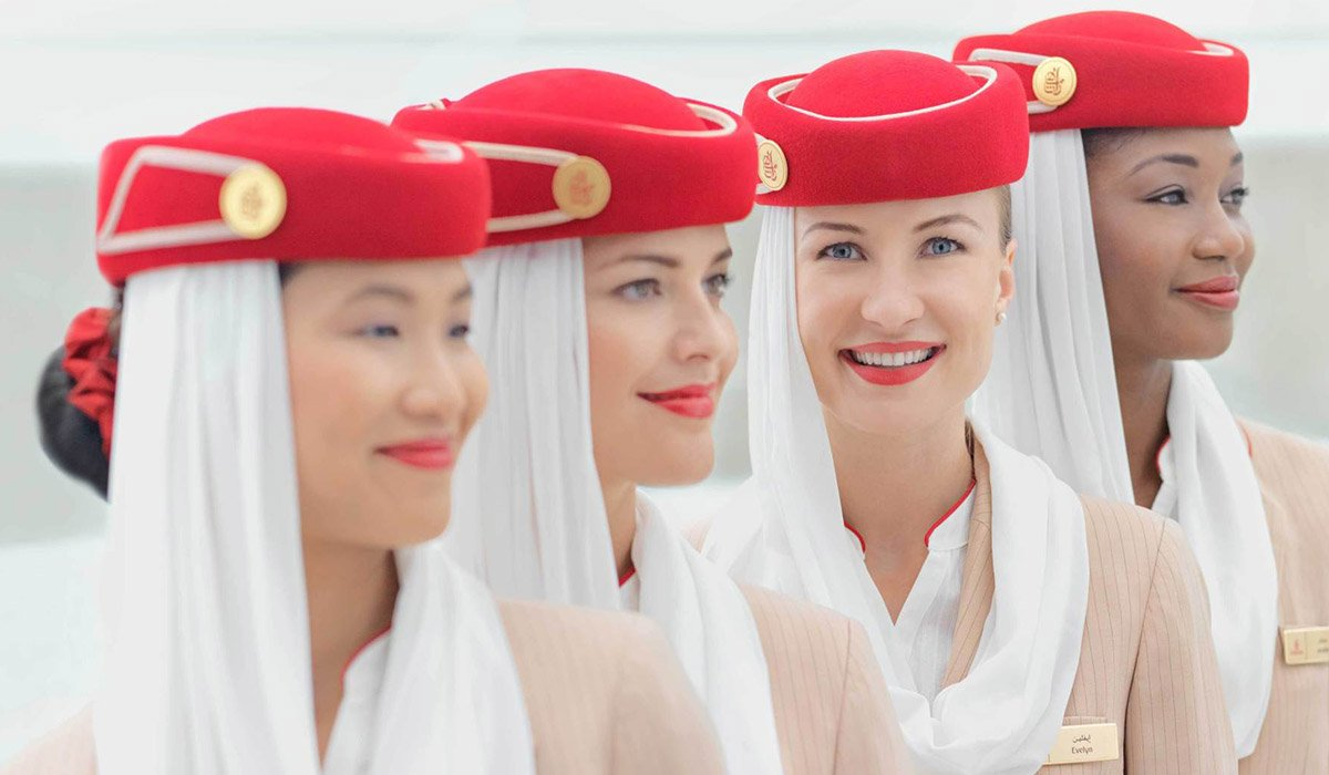A to Z Joining Emirates Cabin