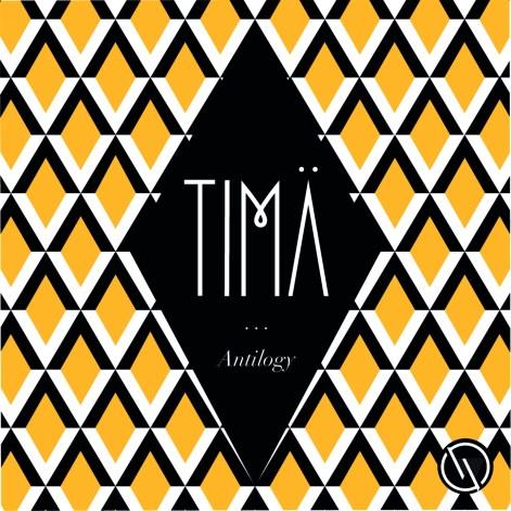 TIMÄ - Antilogy EP - cover art - sodwee.com
