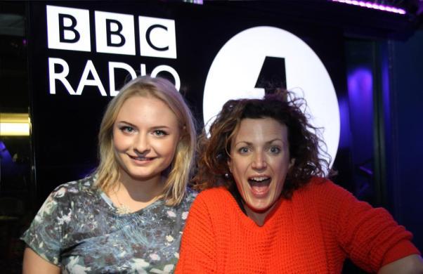 Låpsley + Annie Mac - Radio 1 - sodwee.com