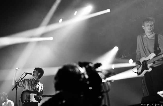 Ought at #p4kparis – photo by Sophie Jarry for Sodwee.com