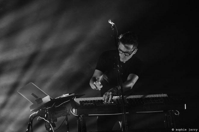 Son Lux at #p4kparis – photo by Sophie Jarry for Sodwee.com