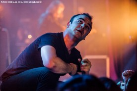 Future Islands live @ La CIgale in Paris on April 2nd 2015 - Photo by Michela Cuccagna for Sodwee.com