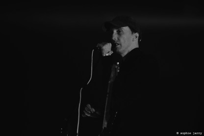 DEERHUNTER. Bradford Cox Pitchfork Festival Paris. 30 October 2015
