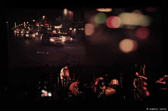 Godspeed You! Black Emperor. Pitchfork Festival Paris. 29 October 2015
