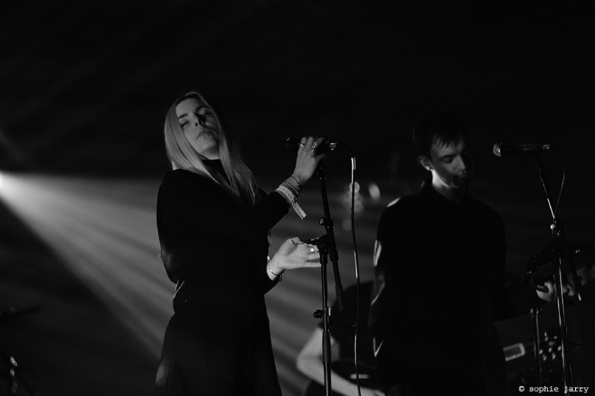 HAELOS. Pitchfork Festival Paris. 29 October 2015