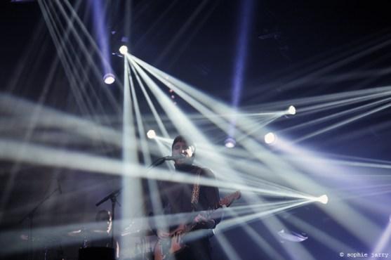 KIRIN J. CALLINAN - 29 October 2015.Pitchfork Festival Paris.