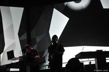 THOM YORKE - Pitchfork Festival Paris. 30 October 2015