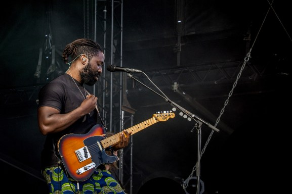 Bloc Party live - Photo by Peter Kirkegaard