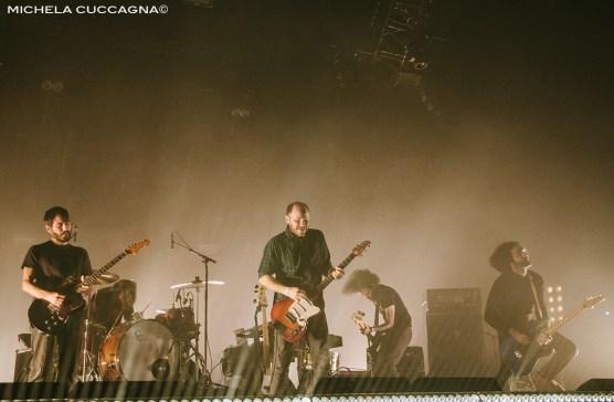 Explosion in the sky.Pitchfork Music Festival.28 octobre 2016.La Grande Halle de la Villette.Paris.Michela Cuccagna©