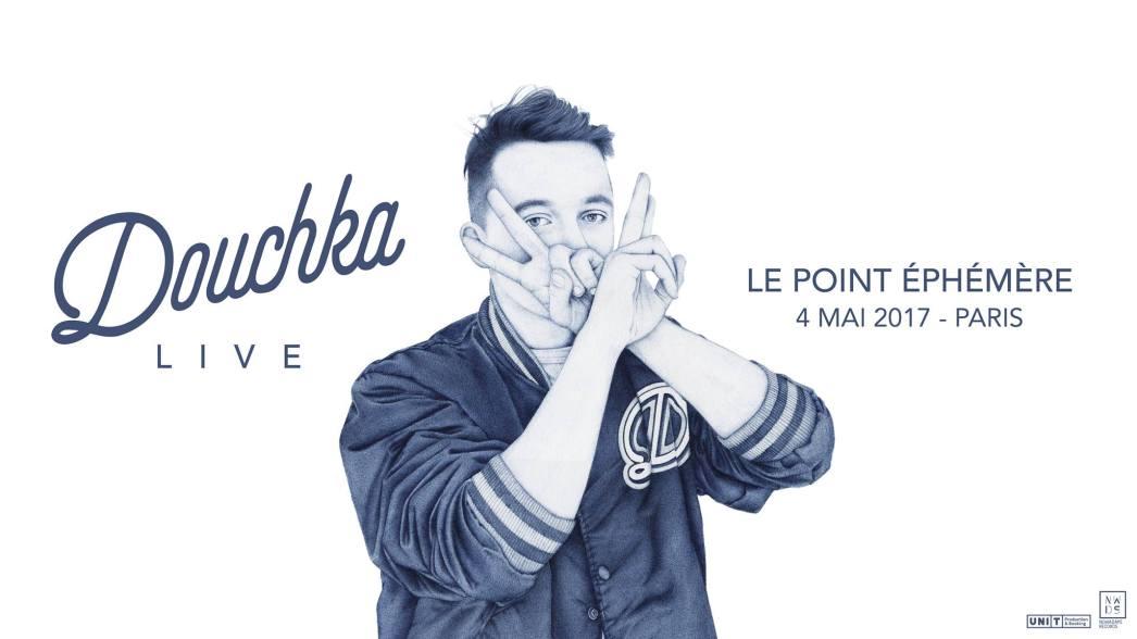 Douchka live - Point Ephémère in Paris - Sodwee.com