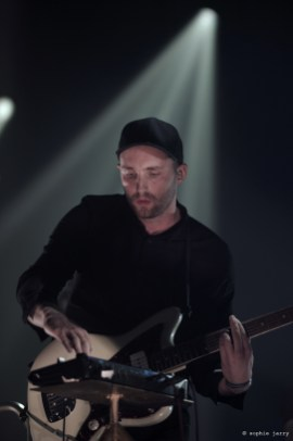 Isaac Delusion. Pitchfork Festival Paris, 3 November 2017