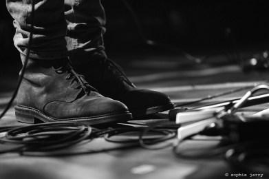 Isaac Gracie live for #P4Kparis #avantgarde