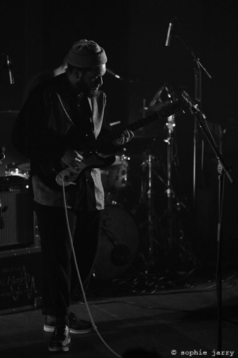 Nick Hakim live for #P4Kparis #avantgarde