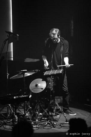Noga Erez live for #P4Kparis #avantgarde