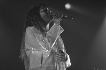 SONGE. Pitchfork Paris, 4 November 2017
