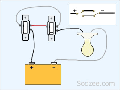 2 Way Switch Wiring Diagram Home Two Way Switch Connection Diagram