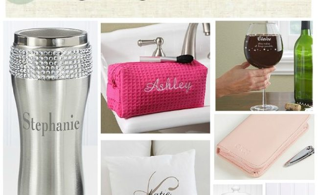 Personalized Christmas Gifts For Friends From