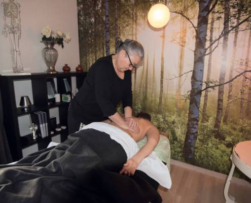 Massage på Søgården