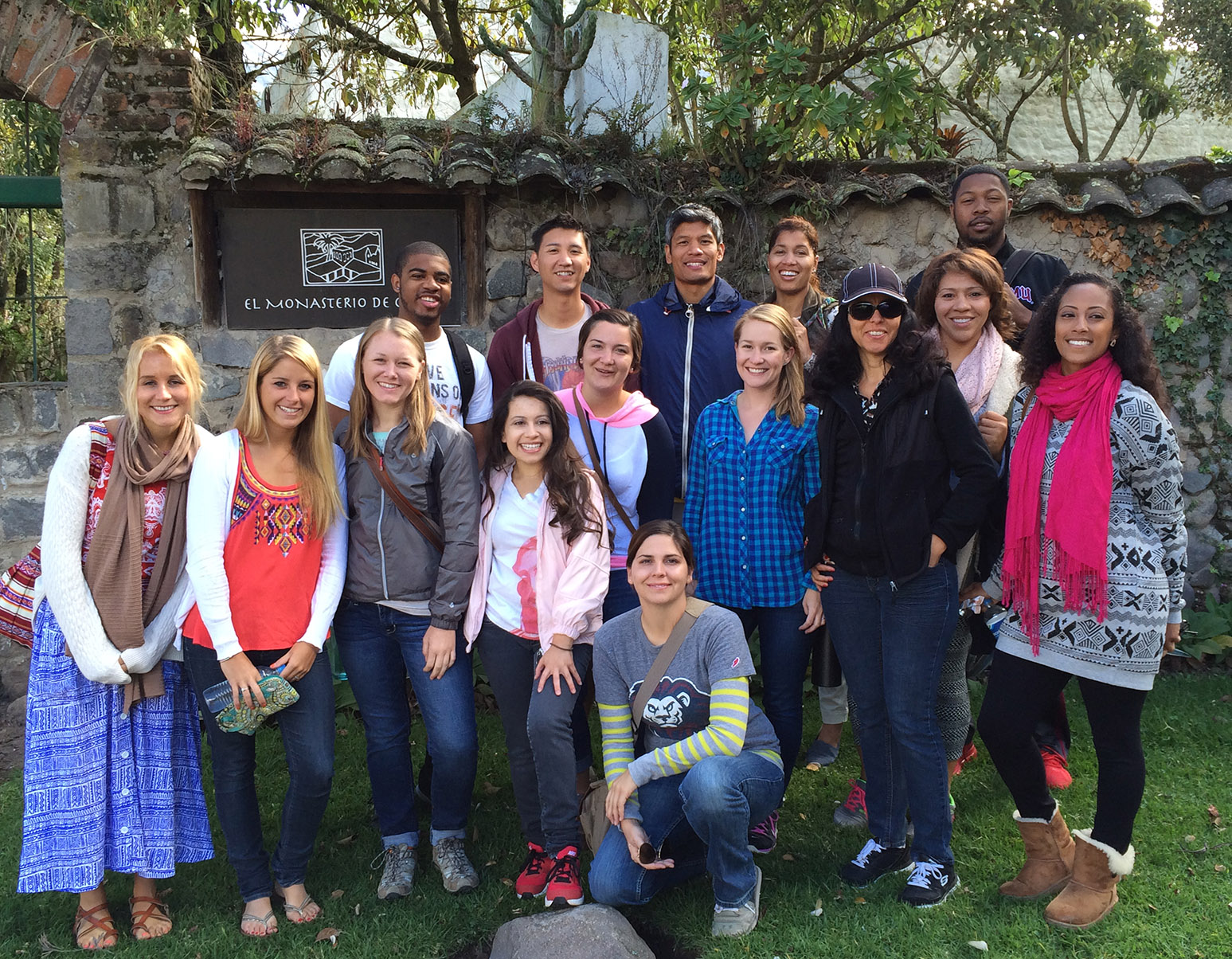 IMG 0398 c - SOE Students Study Abroad in Ecuador for Third Year in a Row