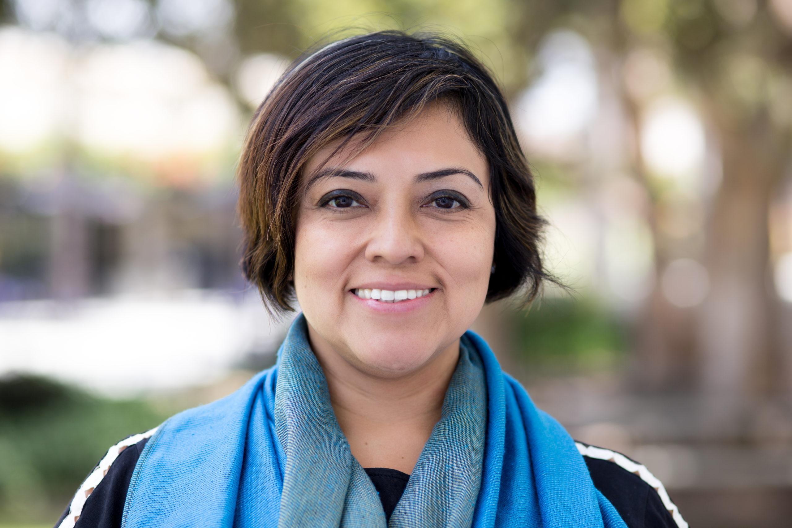 Leyda Garcia headshot scaled - Doctoral Student Studies Resilience of Unaccompanied Youth