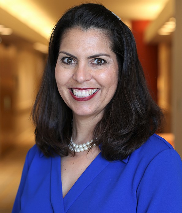 Dr. Barisano 02 - Alumni Profile: Erin Barisano Ed.D. '17, Superintendent of Schools for the Diocese of Orange